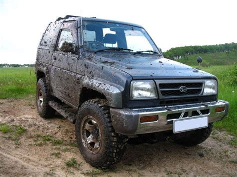 Rocky Daihatsu by 1996 Daihatsu Rocky Partsopen