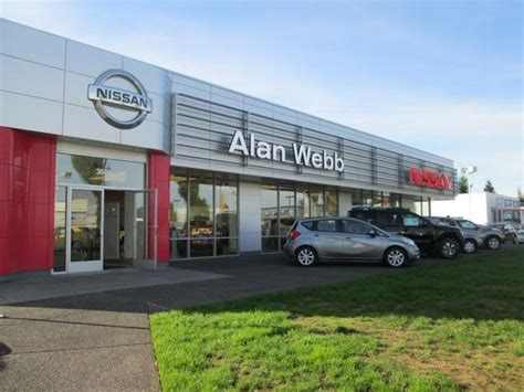 Alan Webb Nissan by Alan Webb Nissan Car Dealership In Vancouver Wa 98662