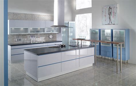 Remove Kitchen Cabinets 2 the ultimate high gloss kitchen with acrylic curved doors