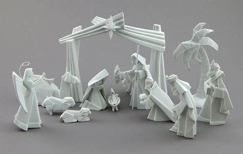 origami nativity set nativity sets