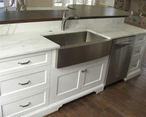 farmer sink kitchen brookwood cabinets farm sink home improvement