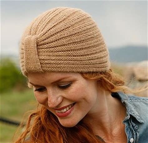 knitted turban pattern free turban hat knitting patterns in the loop knitting