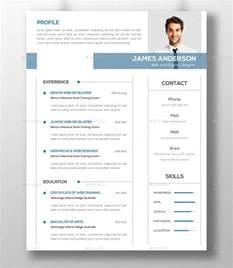 modern resume templates 42 free psd word pdf document free premium templates