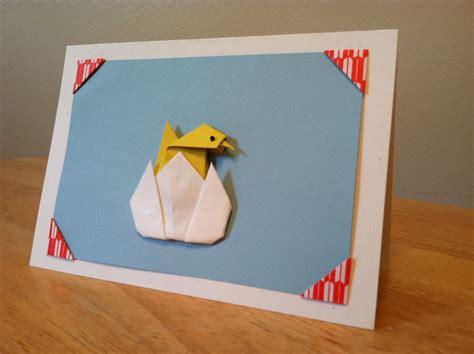 origami greeting card bird origami greeting cards 2016