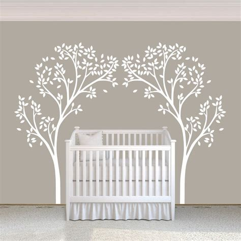 where to buy wall decals for nursery popular white tree decal for nursery wall buy cheap white