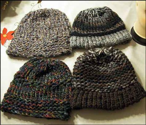loom knitting hats knitting with looms loom knit mens hats