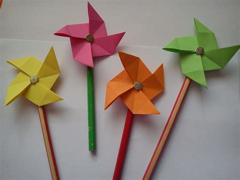 simple craft ideas for with paper paper folding crafts for ye craft ideas