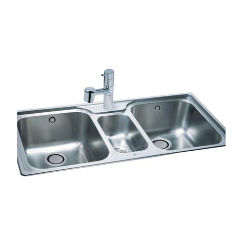 2 kitchen sink carron 250 2 5 bowl 1030x510mm stainless