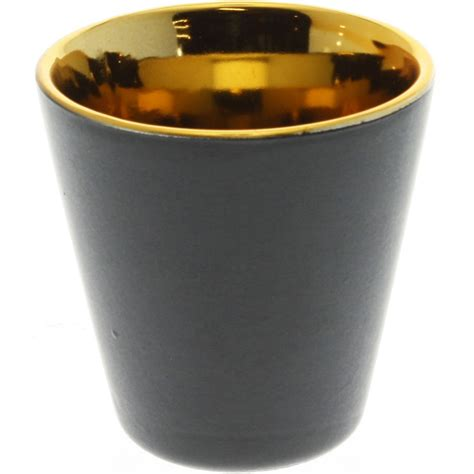 Votive Holders by Votive Candle Holder Black And Gold In Candle Holders