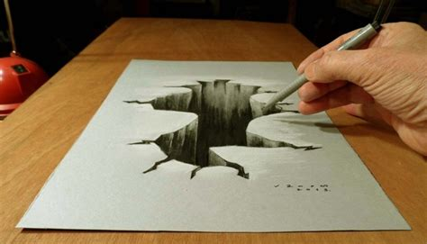how to draw 3d top 6 easy and cool things to draw when bored at home