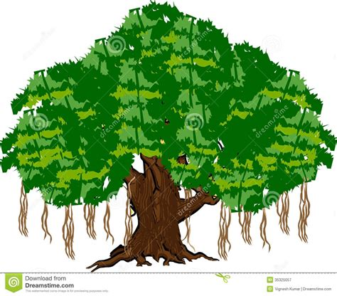 animated tree image banyan tree clipart clipartsgram