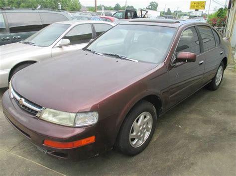 1998 Nissan Maxima Gle by 1998 Nissan Maxima Gle In Fredericksburg Va