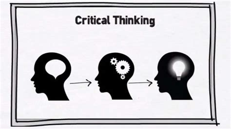thinking in pictures book summary what is critical thinking