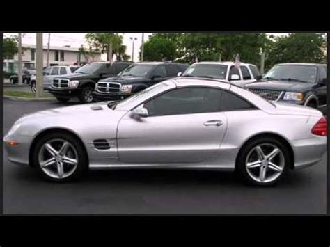 all car manuals free 2005 mercedes benz sl class transmission control 2005 mercedes benz sl class sl500 roadster youtube