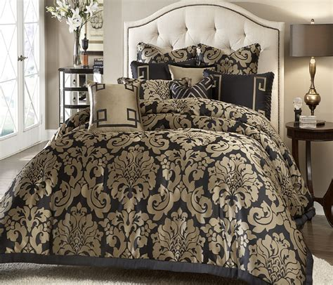 and black bed sets black and gold bedding sets for adding luxurious bedroom
