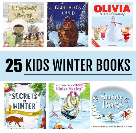 winter themed picture books 25 winter themed books for