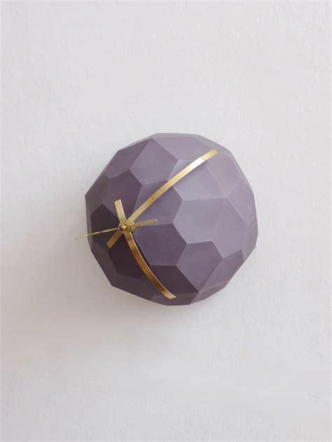 how to make an origami clock origami clock dezign feel desain