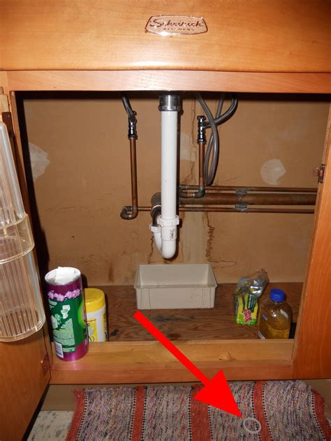 how to install p trap kitchen sink