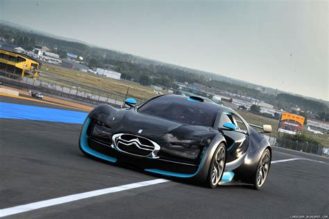 Citroen Survolt by Futurauto Citro 235 N Survolt Em Le Mans