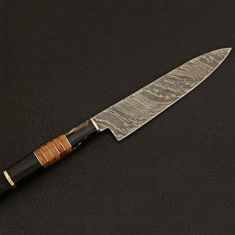 custom kitchen knives for sale 100 damascus kitchen knives for sale damascus