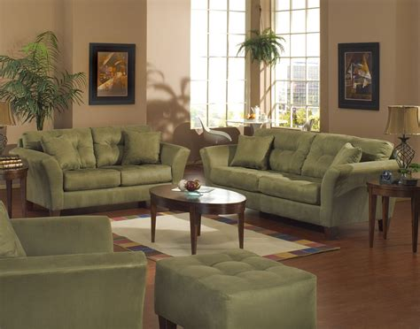 green living room furniture sets beautiful decoration green living room furniture sets for