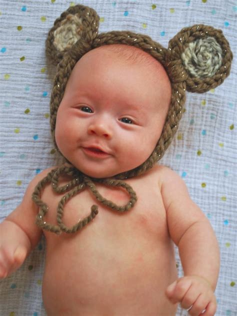 finger knit headband photo page hgtv