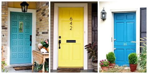 front door ideas 8 front door makeover ideas how to makeover your home
