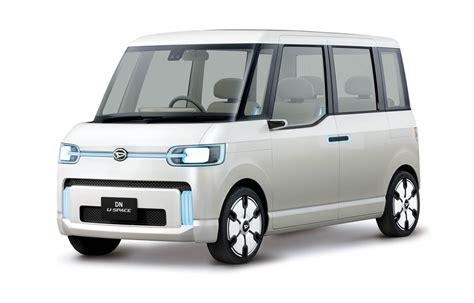 Daihatsu Japan by Daihatsu Dn Compagno Is A Retro Sedan From Japan