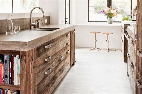 reclaimed kitchen cabinets modern country kitchen reclaimed wood cabinets cococozy