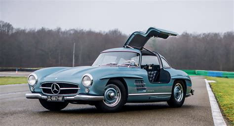 Mercedes Magazine by Paul Newman S Mercedes 300 Sl Gullwing Opumo Magazine