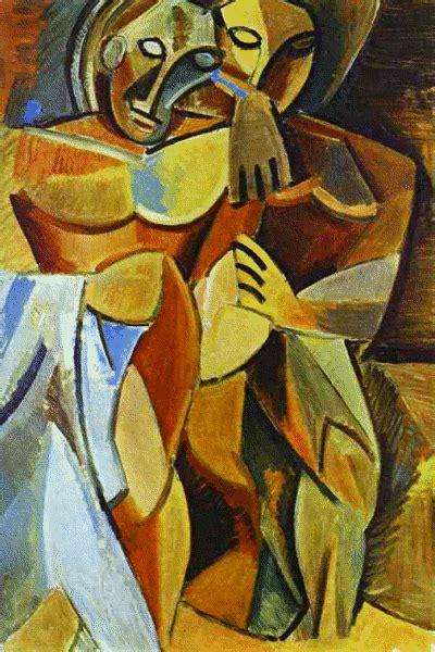 picasso paintings explained picasso friendship