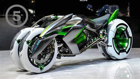 Pictures Of Kawasaki Motorcycles by 5 Future Motorcycles You Must See