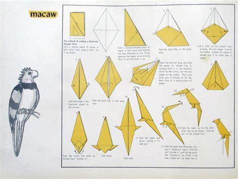 how to make a paper bird origami step by step 116 best images about origami birds on origami