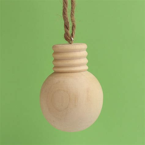 unfinished wood ornaments unfinished wood light bulb ornament ornaments