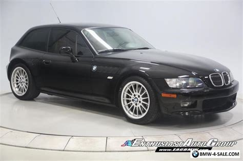 2001 Bmw Z3 For Sale by 2001 Bmw Z3 Coupe Dinan S1 For Sale In United States