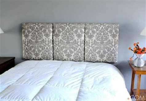 how to make headboard for bed 20 ideas for your own headboard