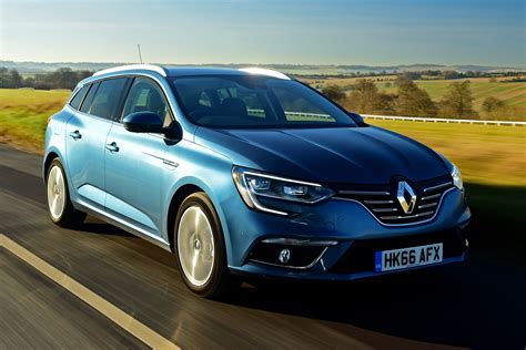 Renault Megane Estate by New Renault Megane Sport Tourer Estate 2017 Review