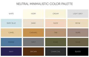 list of neutral colors how to match the colors of your clothes a color wheel guide