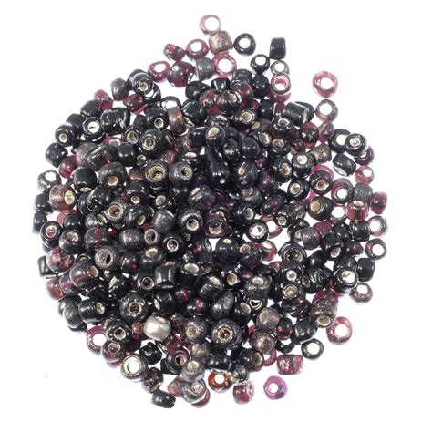 where to buy beading supplies seed bead silver lined 6 0 purple ounce seed