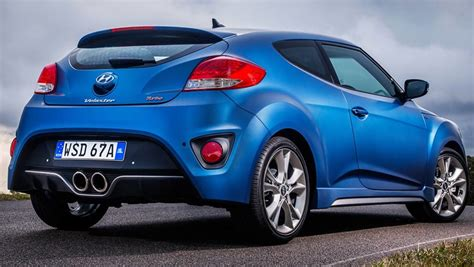 Hyundai Voloster by 2016 Hyundai Veloster Sr Review Road Test Carsguide