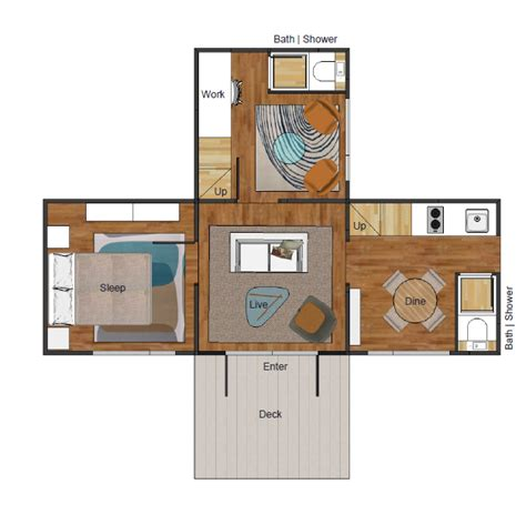 Micro Home image gallery nomad micro homes