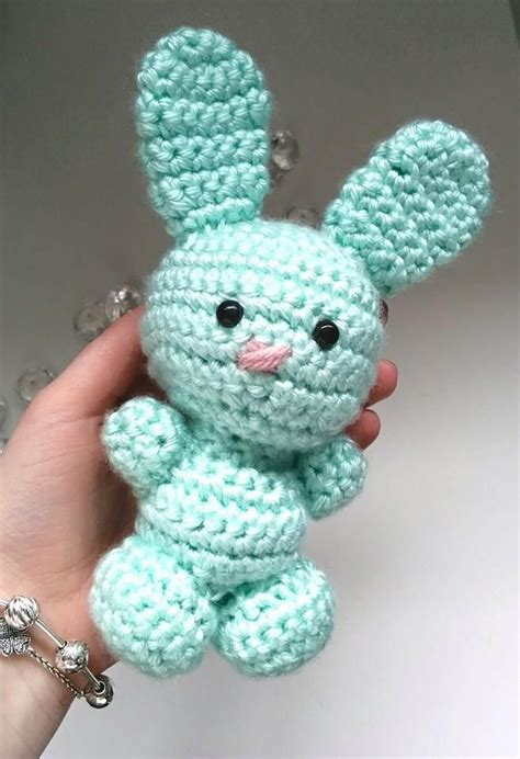 amigurumi knitting patterns for beginners free amigurumi bunny rabbit pattern revised by strings and