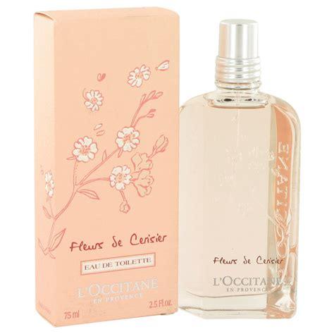 fleurs de cerisier cherry blossom by l occitane 2008 basenotes net