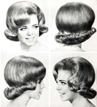 skunk haircuts of 50s and 60s lifestyle1960s 1960 s hair