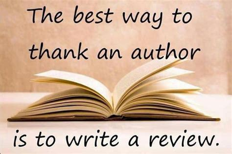 book authors write a review independent authors everywhere will thank