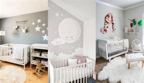 decoracion habitacion bebes dormitorios en gris para beb 233 s
