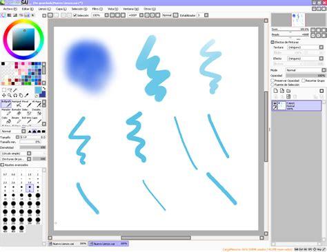 paint tool sai para 2 pandora s box turtorial 1 paint tool sai b 225 sico