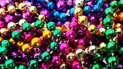 mardi gras bead uber and arc make bead recycling easy