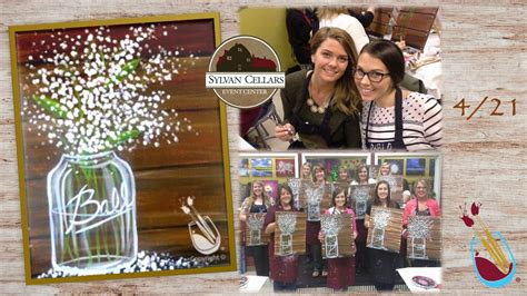 paint with a twist calendar painting with a twist april 21st sylvan cellars event center