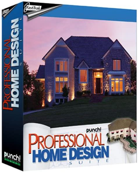 punch software professional home design suite fasttrak punch professional home design fasttrak software